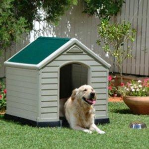Σπιτάκι σκύλου πλαστικό KETER Αποθήκες - Ντουλάπες