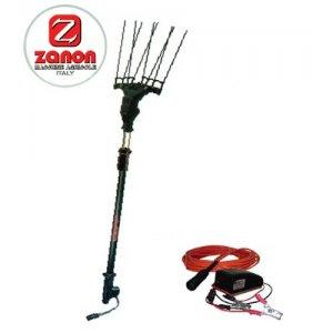 """Ελαιοσυλλεκτικό μηχάνημα KARBONIUM """"EVO""""  AL300K Zanon Ιταλίας Εργαλεία 12V & Μπαταρίας"""