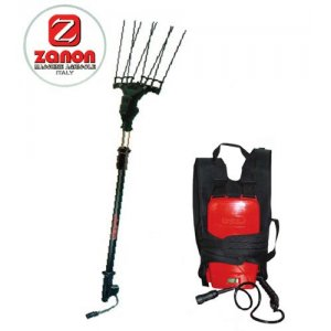 """Ελαιοσυλλεκτικό μηχάνημα KARBONIUM """"EVO""""  AL300K12 Zanon Ιταλίας Εργαλεία 12V & Μπαταρίας"""