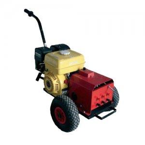 Κινητήρας 5,5Hp Honda τροχήλατος με δυναμό 70A/12V Bosch Ηλεκτροπαραγωγά  Ζεύγη Ραβδιστικών
