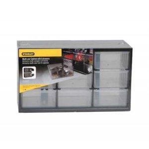 Κουτί αποθήκευσης πολλαπλών χρήσεων 9 συρταριών 1-93-978 STANLEY