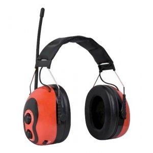 Ωτοασπίδα ρυθμιζόμενη με ραδιόφωνο PIT-RADIO VENITEX Ατομική Προστασία