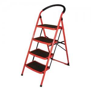 Σκαλοσκαμπό με 4 σκαλοπάτια SK4 BULLE Σκάλες
