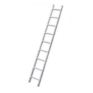 Σκάλα αλουμινίου μονή 9 σκαλιά S9 BULLE