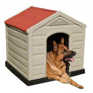 Σπιτάκι σκύλου πλαστικό Kennel Αποθήκες - Ντουλάπες