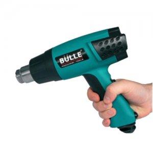 Πιστόλι θερμού αέρα 2000 Watt BHG-2030 BULLE Πιστόλια Θερμού Αέρα