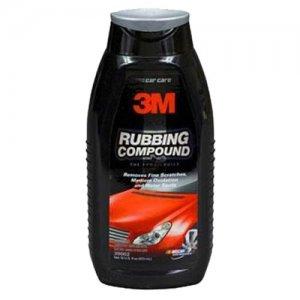 Αλοιφή αφαίρεσης μικρο-γρατζουνιών 473 ml Rubbing Compound 3M