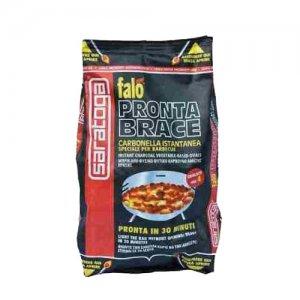Μπρικ από φυτικό κάρβουνο 1,5 kg Pronta Brace Saratoga Θέρμανση