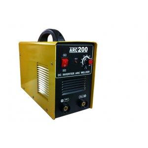 Ηλεκτροσυγκόλληση inverter 200Α ZX7-200S
