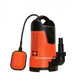 Αντλία υποβρύχια όμβριων υδάτων 0,55 Hp SP 400 KRAFT Αντλίες Υποβρύχιες