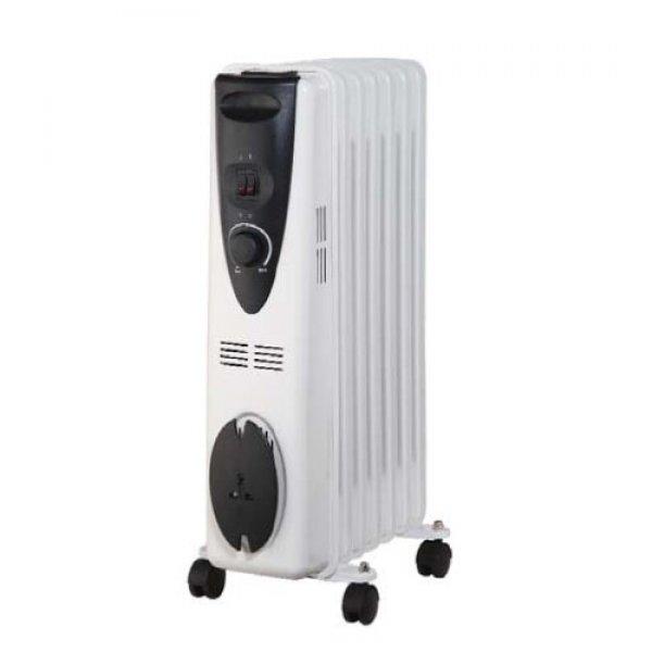 Καλοριφέρ λαδιού 1500 Watt KL 207U UNIMAC Θέρμανση
