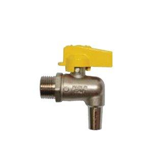 """Κρουνός - Βρυσάκι 1/2"""" για ανοξείδωτα δοχεία Βάσεις - Κρουνοί - Πλωτήρες"""