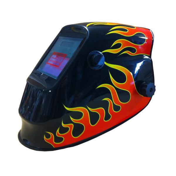 Μάσκα συγκόλλησης κεφαλής ηλεκτρονική 92x42mm INTER DX-400S Εξαρτήματα-Αναλώσιμα
