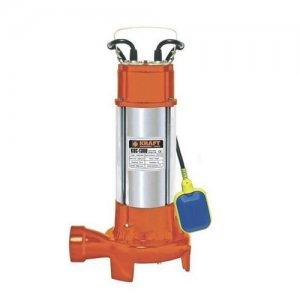KRAFT KSC-1300 αντλία λυμάτων ανοξείδωτη με κοπτήρα 1300 Watt 63550 Αντλίες Υποβρύχιες