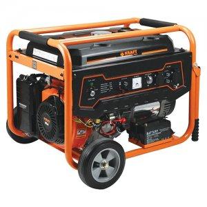 Ηλεκτρογεννήτρια βενζίνης 7000Watt LT9000 KRAFT 63727