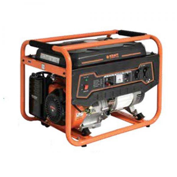 Ηλεκτρογεννήτρια βενζίνης 5000Watt LT6500 KRAFT 63731