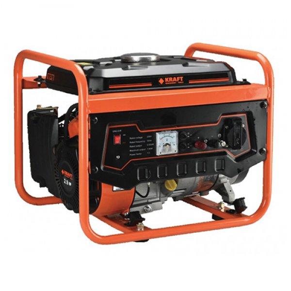 Ηλεκτρογεννήτρια βενζίνης 850Watt LT1200 KRAFT 63734