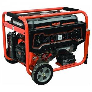 Ηλεκτρογεννήτρια βενζίνης 6000Watt LT8000 KRAFT 63745