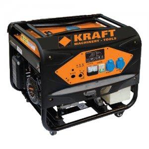 Γεννήτρια βενζίνης inverter 3200 Watt KRAFT YK3200i 63758 Γεννήτριες