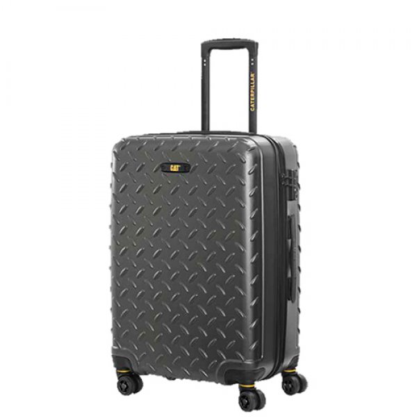 INDUSTRIAL PLATE βαλίτσα small 50εκ. 83552 Cat® Bags | Τσάντες - Βαλίτσες | karaiskostools.gr