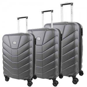 ARMIS βαλίτσες 3 pack 50,60,70εκ. 83651 Cat® Bags