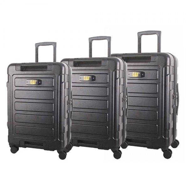 STEALTH βαλίτσες 3 pack 50,60,70εκ. 83795 Cat® Bags | Τσάντες - Βαλίτσες | karaiskostools.gr