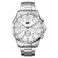 Ρολόι ανδρικό BOSTON Silver - Metal band AD.143.11.232 CAT® WATCHES