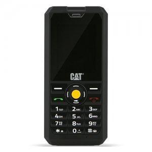 CAT® B30 Κινητό τηλέφωνο Dual Sim Black (Ελληνικό μενού) Cat Rugged Phones