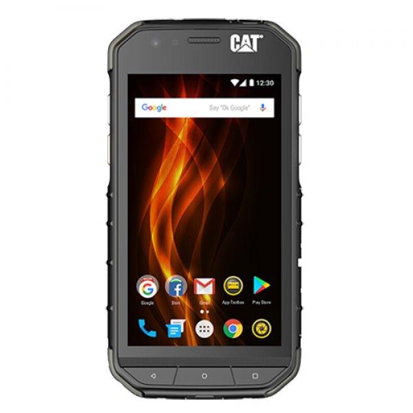 CAT® S31 Κινητό τηλέφωνο smartphone Dual Sim Black (Ελληνικό μενού) Cat Rugged Phones