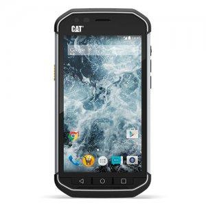 CAT® S40 Κινητό τηλέφωνο smartphone Dual Sim Black (Ελληνικό μενού) Cat Rugged Phones