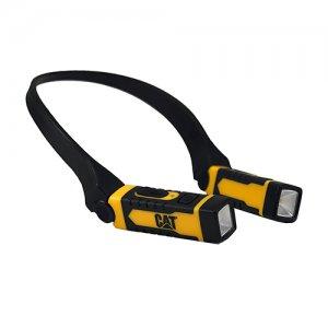 Επαναφορτιζόμενος φακός για τον λαιμό 300 Lumens CT7105 CAT® LIGHTS | Εργαλεία Χειρός - Φωτισμός | karaiskostools.gr
