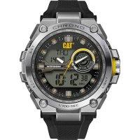 Ρολόι ανδρικό ANADIGIT Black/Yellow - Black silicone MB.145.21.131 CAT® WATCHES