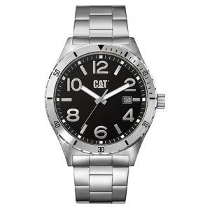 Ρολόι ανδρικό CAMDEN Black - Stainless steel NI.124.11.132 CAT® WATCHES