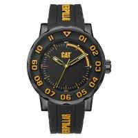 Ρολόι ανδρικό BOLD Black/Yellow/Black case - Black/Yellow silicone NM.161.21.117 CAT® WATCHES