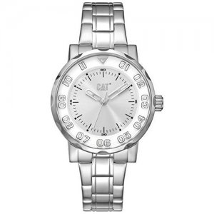 Ρολόι γυναικείο BOLD LADY Silver - Stainless steel NM.341.11.212 CAT® WATCHES