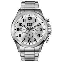 Ρολόι ανδρικό OPERATOR Black/Stone bezel - Stainless steel PU.149.11.212 CAT® WATCHES