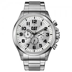 Ρολόι ανδρικό OPERATOR Black/Stone bezel - Stainless steel PU.149.11.212 CAT® WATCHES