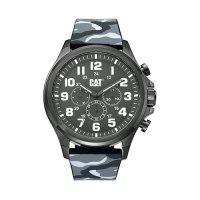 Ρολόι ανδρικό OPERATOR Grey - Grey Camo silicone PU.159.25.515 CAT® WATCHES