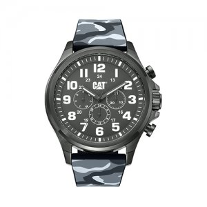 Ρολόι ανδρικό OPERATOR Grey - Grey Camo silicone PU.159.25.515 CAT® WATCHES