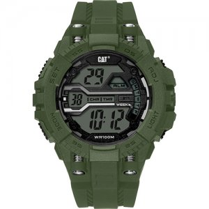 Ρολόι ανδρικό BOLT Black - Military Green OA.137.23.343 CAT® WATCHES | Ρολόγια Cat® Watches | karaiskostools.gr