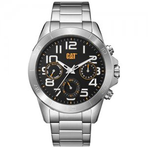 Ρολόι ανδρικό YT MULTI Silver - Stainless steel YT.149.11.112 CAT® WATCHES