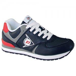 Παπούτσια OCCUPATIONAL Μαύρο/Κόκκινο μέγεθος 40 DUNLOP
