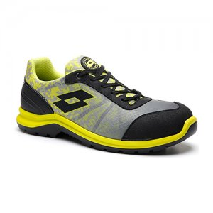 Παπούτσια ασφαλείας HIT 400 S1P (211779 5AI) LOTTO Works | Είδη Προστασίας - Ένδυση - Υπόδηση | karaiskostools.gr