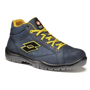 Παπούτσι εργασίας JUMP MID 900 S3 R7014 (L45419 5OK) LOTTO Works | Είδη Προστασίας - Ένδυση - Υπόδηση | karaiskostools.gr