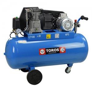 TOROS ΑΕΡΟΣΥΜΠΙΕΣΤΗΣ N2.8S-100C-3T - 602015