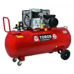 Αεροσυμπιεστής 200Lt. / 2,5 Hp 230Volt/50Hz TOROS 602040 | Εργαλεία Αέρος - Αεροσυμπιεστές | karaiskostools.gr