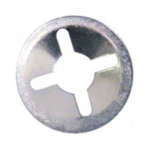 """Emblem clips (Push-on fixing) """"PEUGEOT-CITROEN"""" RESTAGRAF No558"""