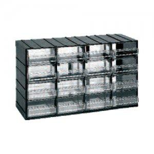 Συρταροθήκη πλαστική με 16 συρτάρια mod.612 ARTPLAST Πάγκοι & Ταμπλό