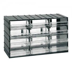 ARTPLAST Κουτί αποθήκευσης 613T με 12 συρτάρια - 610106