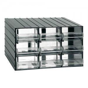 ARTPLAST Κουτί αποθήκευσης 701T με 9 συρτάρια - 610110